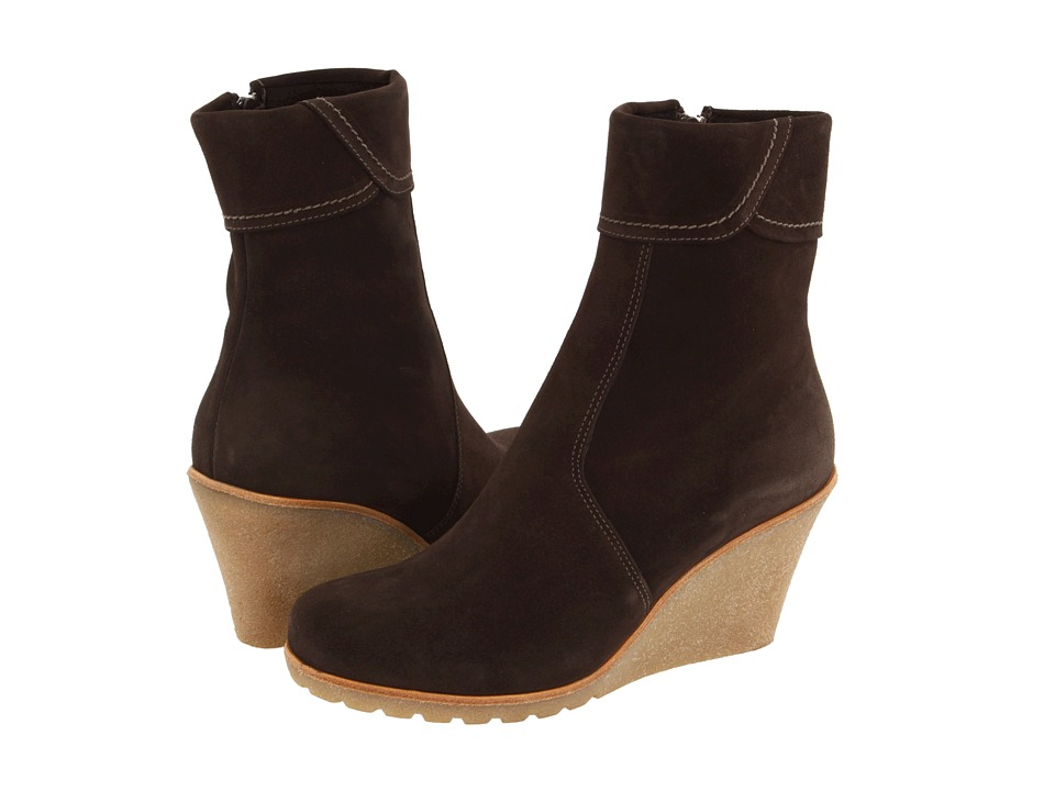 La Canadienne - Klara (Brown Suede) Women