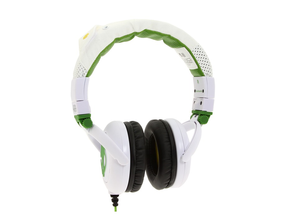 Skullcandy - G.I. Mic'd (2011) (Shoe White) Headphones