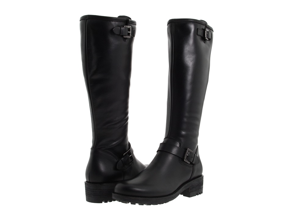 La Canadienne - Caleb (Black Leather) Women