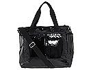 LeSportsac Ryan Baby Bag (Black Patent)