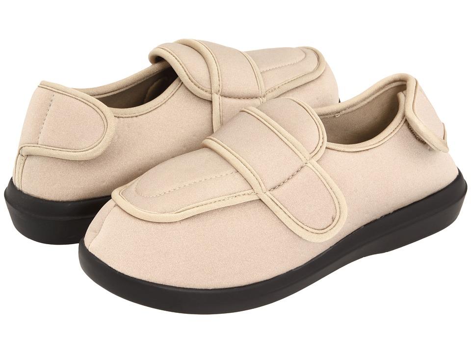 Propet - Cronus Medicare/HCPCS Code=A5500 Diabetic Shoe (Sand) Women's Slippers