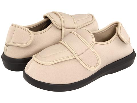 Propet - Cronus Medicare/HCPCS Code=A5500 Diabetic Shoe (Sand) Women