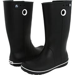 Crocs Crocband Jaunt (Black) Footwear