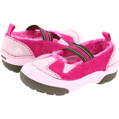SALE! $17.5 - Save $18 on Crocs Kids Dawson Mary Jane (Toddler Little Kid) (Bubblegum Berry) Footwear - 50.00% OFF $35.00