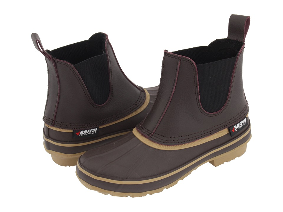 Baffin - Bobcat (Brown) Women's Cold Weather Boots