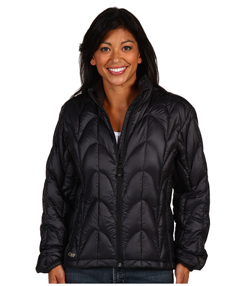 Outdoor Research - Aria Jacket (Black) Women's Coat