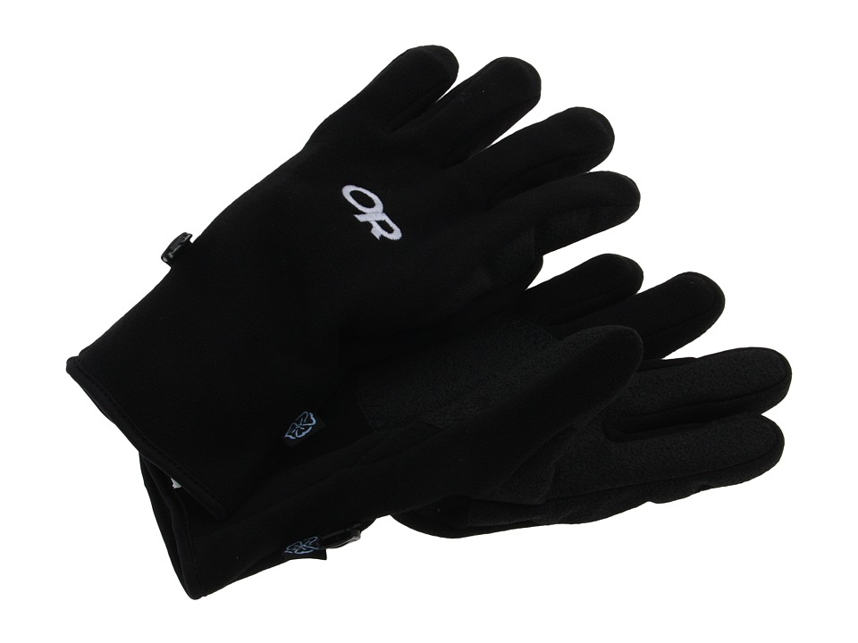 Outdoor Research - Women's Gripper Gloves (Black) Extreme Cold Weather Gloves