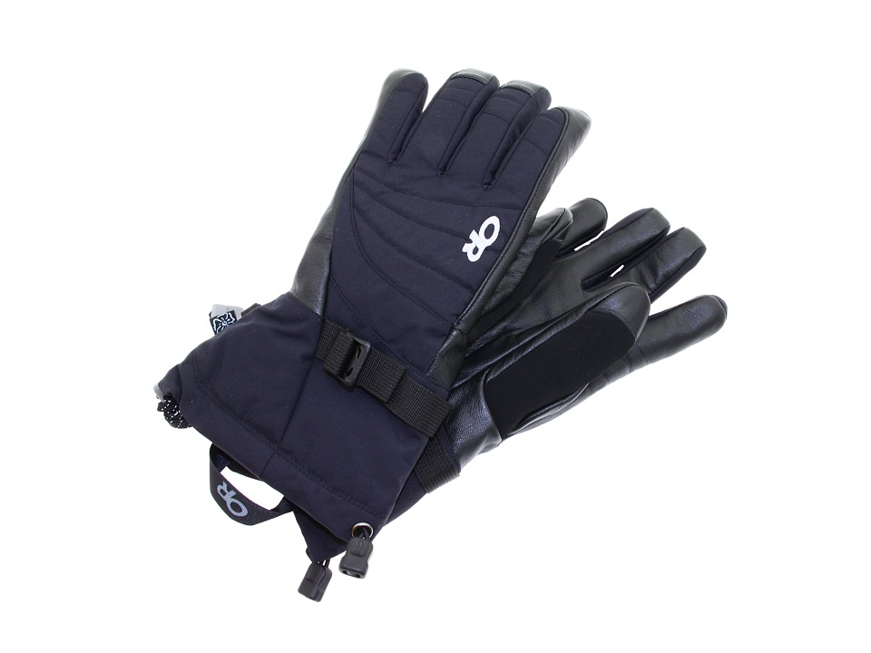 Outdoor Research - Women's Revolution Gloves (Black) Extreme Cold Weather Gloves