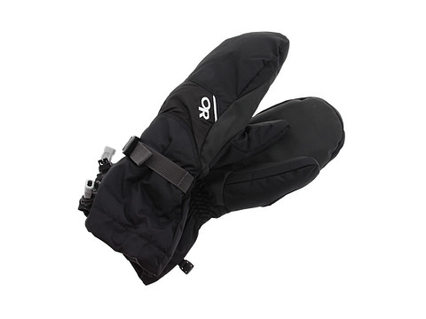 Outdoor Research - Men's Adrenaline Mitts (Black) Gore-Tex Gloves