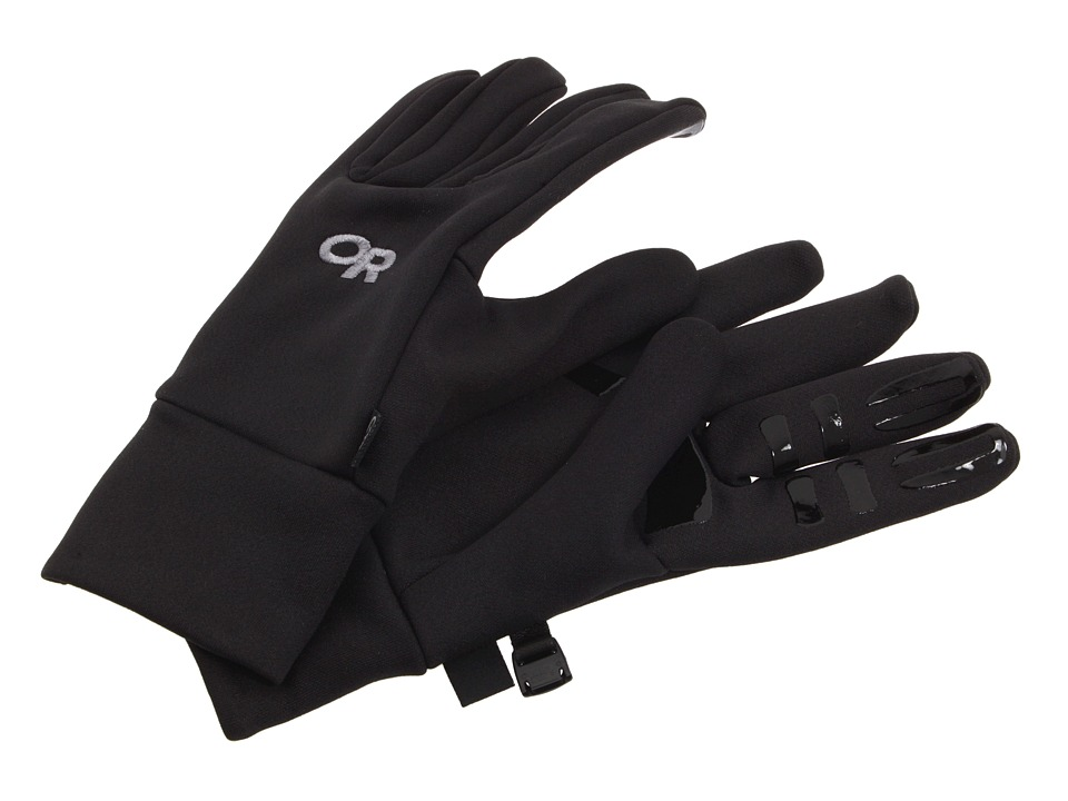 Outdoor Research - Women's Backstop Gloves (Black) Gore-Tex Gloves