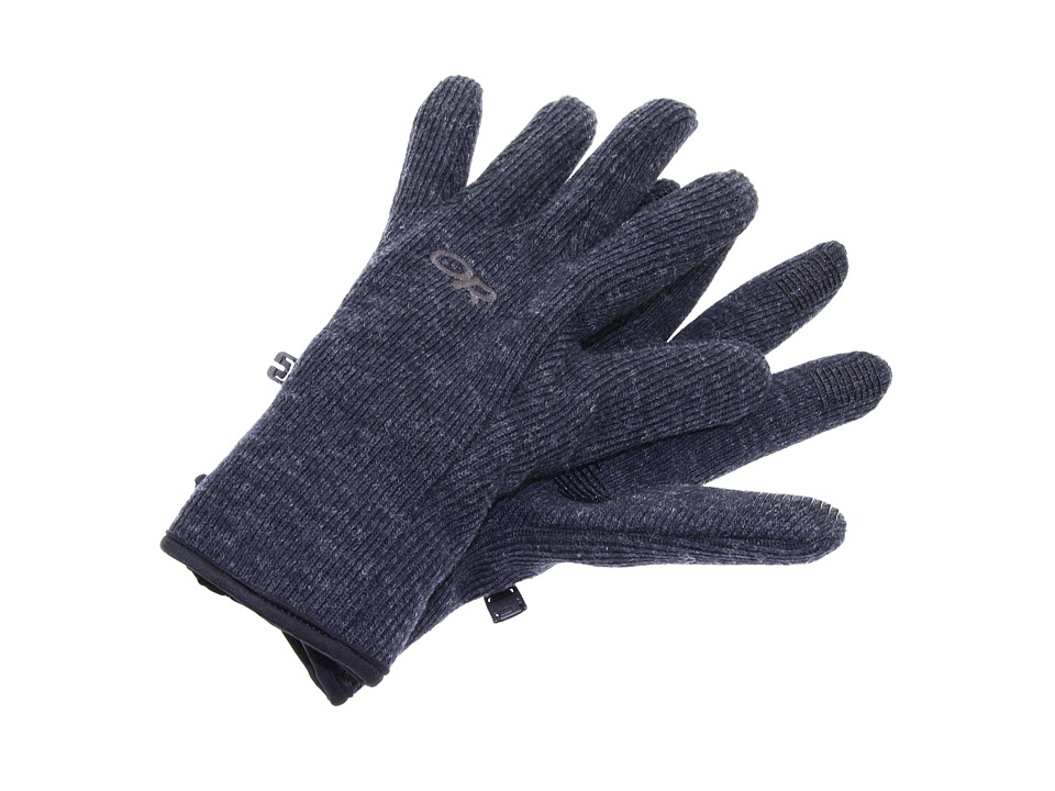 Outdoor Research - Men's Flurry Gloves (Black) Gore-Tex Gloves
