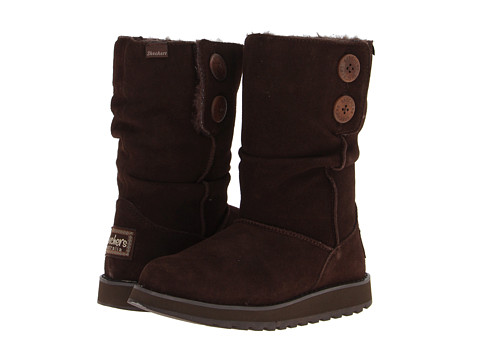 SKECHERS - Keepsake - Freezing Temps (Chocolate) Women