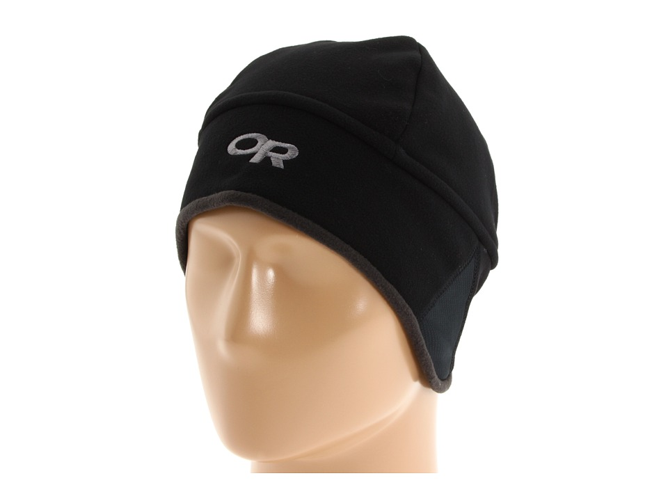 Outdoor Research - Wind Warrior Hat (Black) Cold Weather Hats