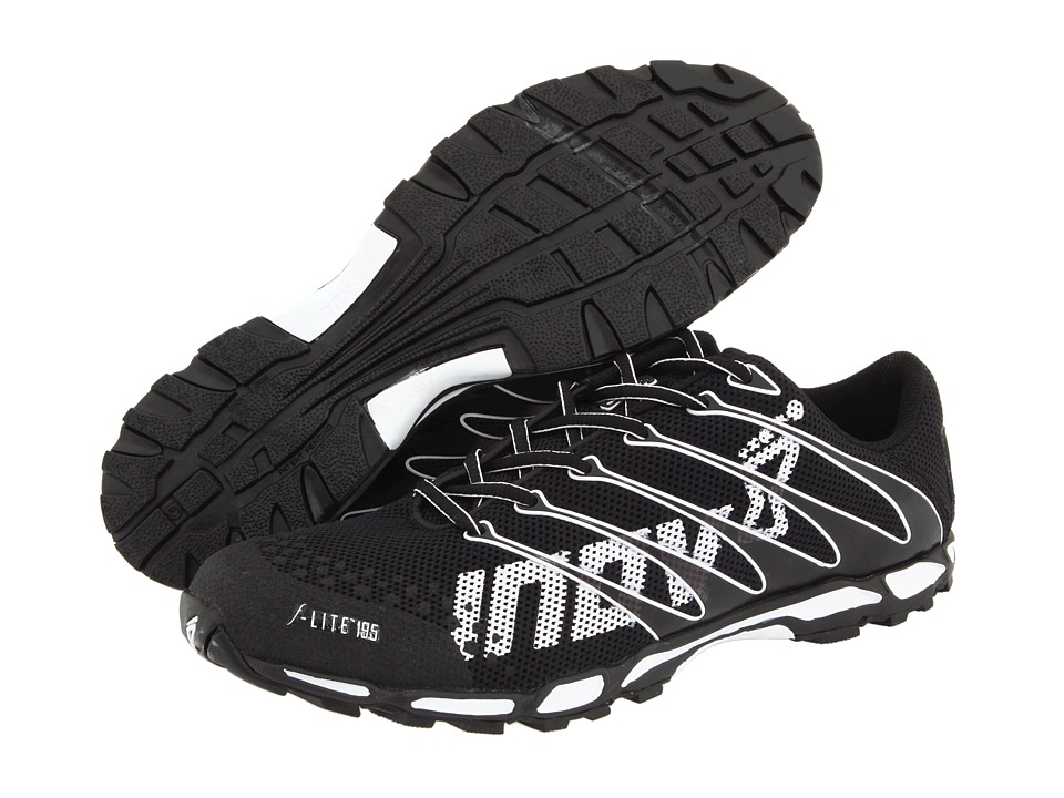 inov-8 - F-Lite 195 (Black/White) Running Shoes