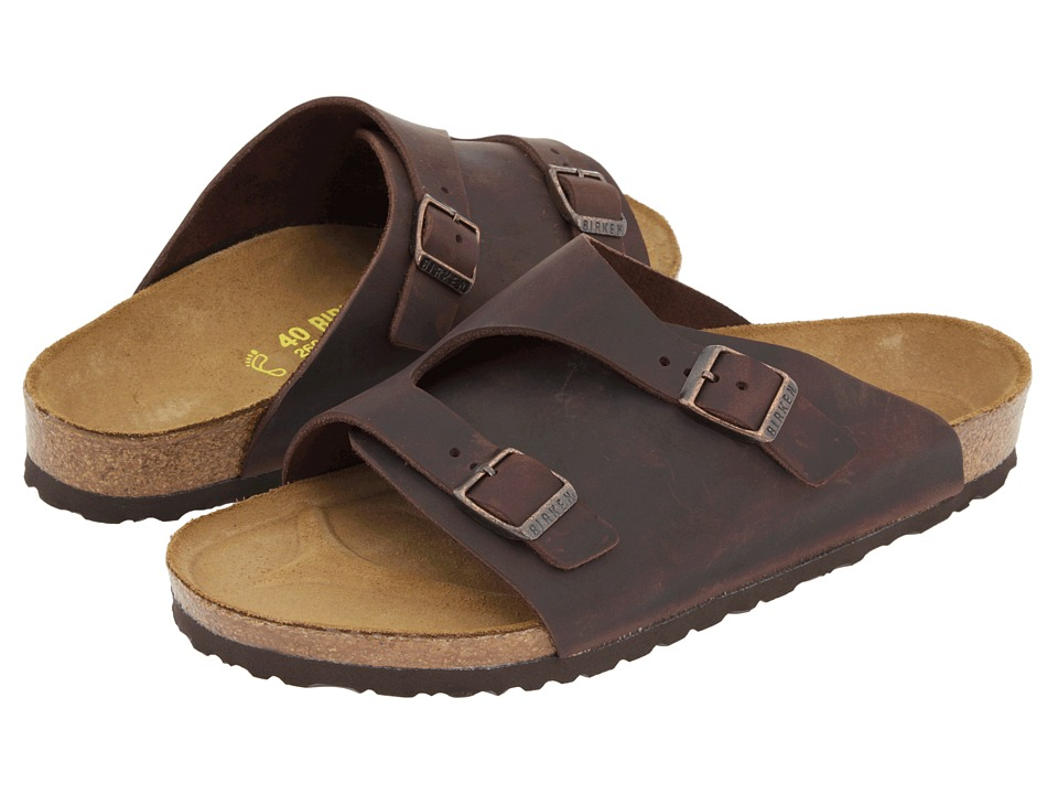 Birkenstock - Zurich (Habana Oiled Leather) Shoes
