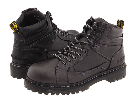 Dr. Martens - Diego 7 Tie Lace To Toe Boot (Black Harvest) Men's Lace-up Boots