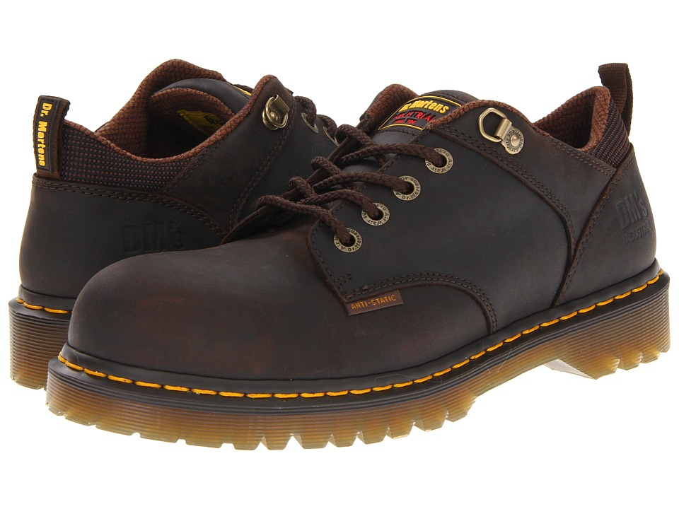 Dr. Martens - Ashridge SD (Gaucho Volcano) Men's Industrial Shoes