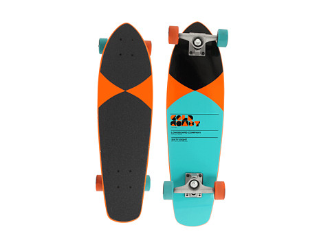 Gold Coast - The Pier (Orange) Skateboards Sports Equipment