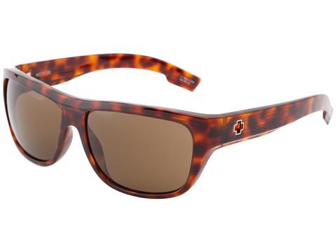 Accessories-Spy Optic Lennox (Classic Tortoise Bronze Lens) Fashion Sunglasses