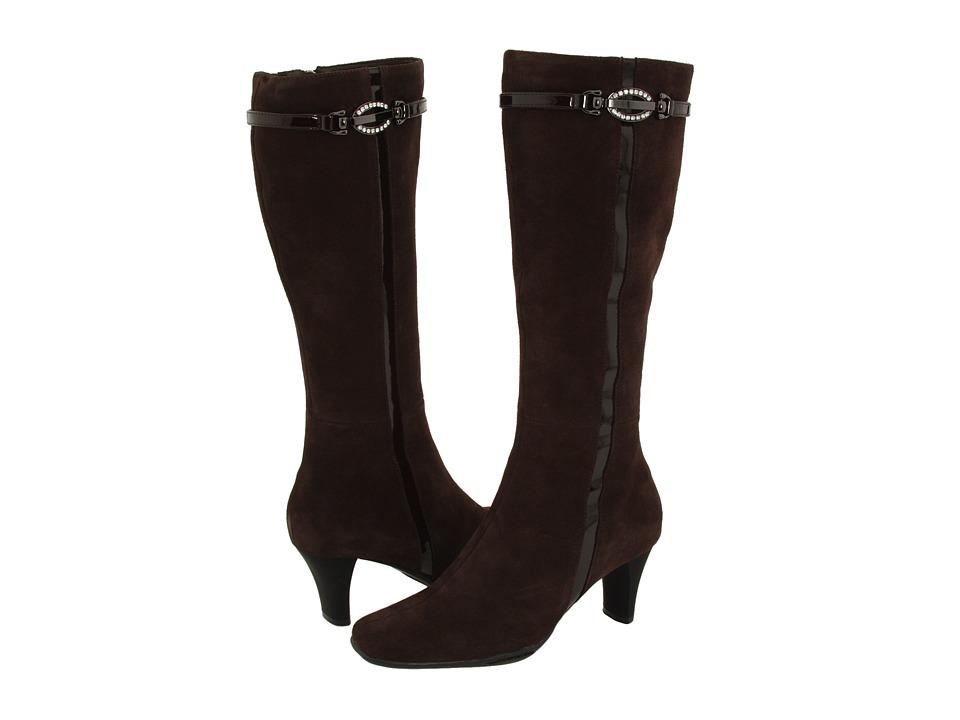 Santana - Belinda (Brown Suede) Women's Waterproof Boots