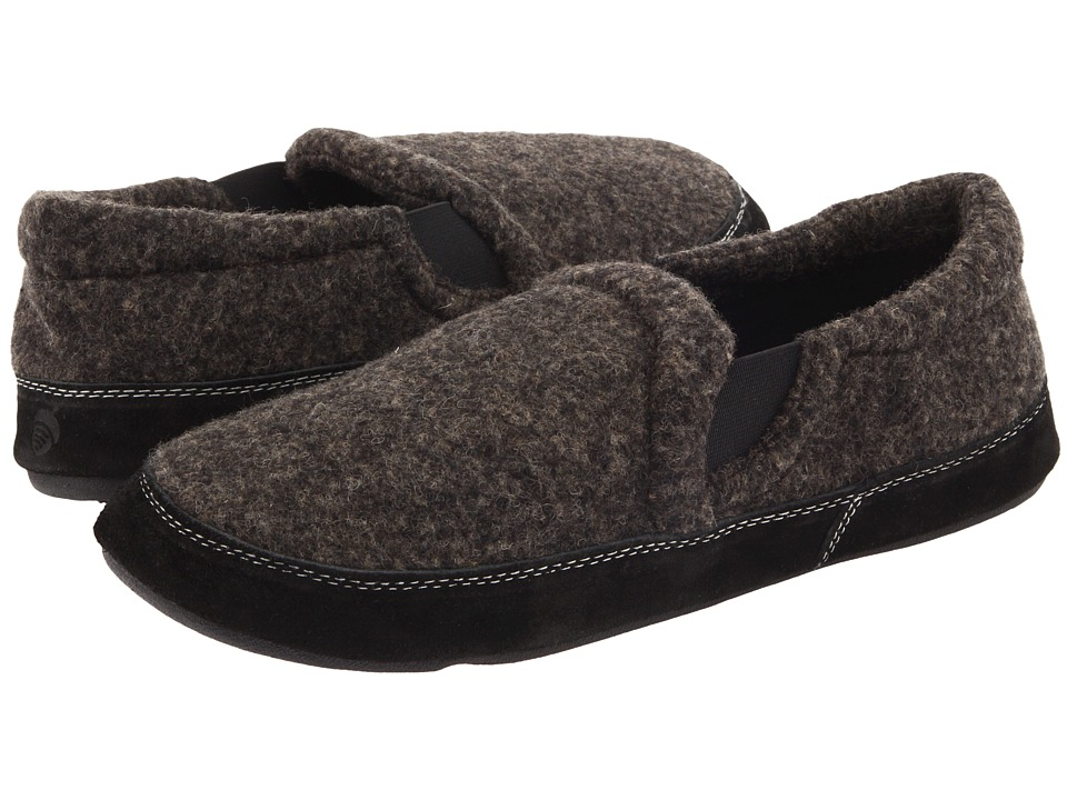 Acorn - Fave Gore (Night Tweed) Men's Slippers