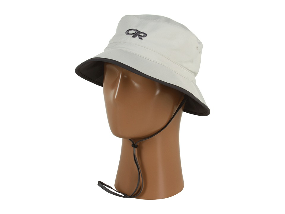 Outdoor Research - Sun Bucket (Sand/Dark Grey) Traditional Hats