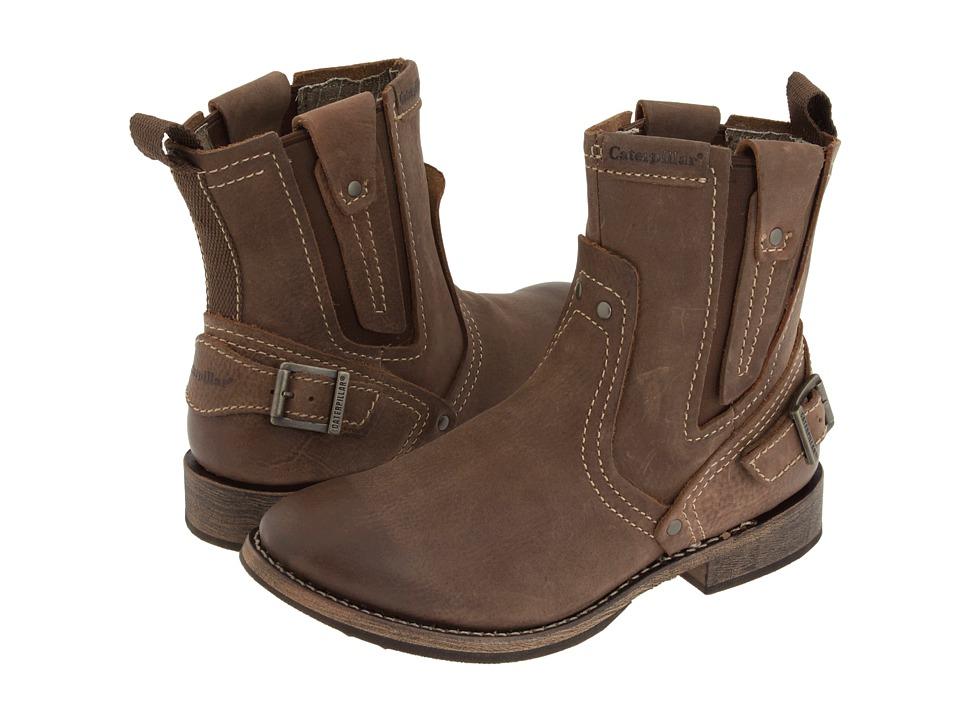 Caterpillar - Vinson (Peanut) Men's Pull-on Boots