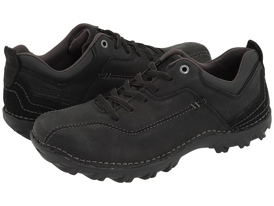 Caterpillar - Movement (Black) Men's Lace up casual Shoes
