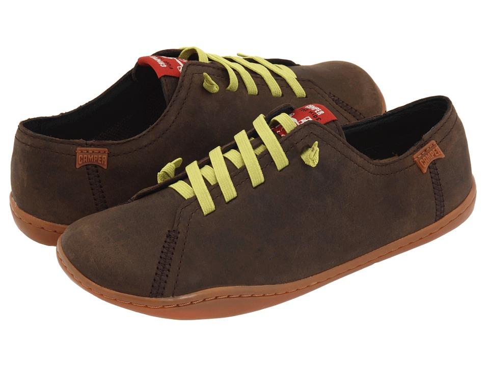 Camper Kids - Peu Cami 80003 (Little Kid) (Dark Brown) Boys Shoes