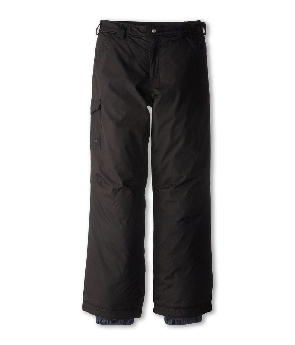 White Sierra - Bilko Pant (Little Kids/Big Kids) (Black) Men's Clothing