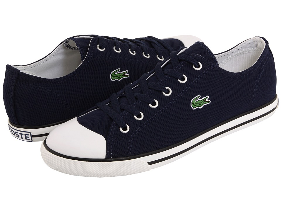 Lacoste - L27 (Navy) Men's Lace up casual Shoes
