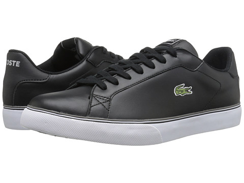 Lacoste - Marling Low (Black/Dark Grey) Men