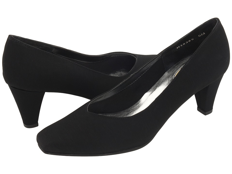 Ros Hommerson - Valentine (Black Micro) High Heels