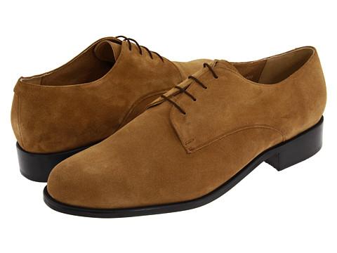 Fitzwell - Alejandro (Sand Nubuk) Men's Plain Toe Shoes
