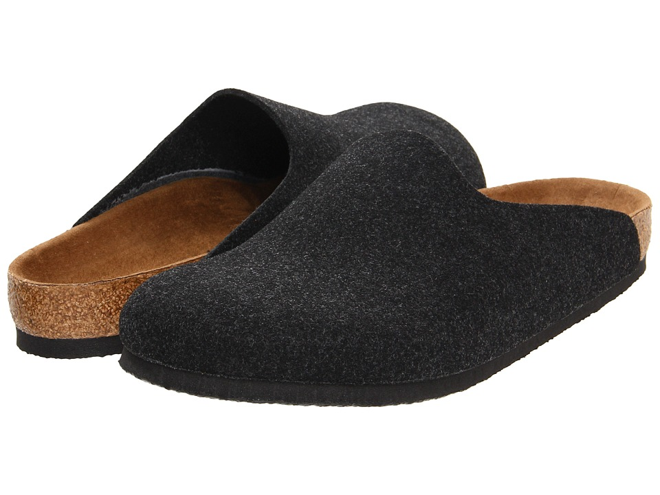 Birkenstock - Amsterdam (Anthracite) Clog Shoes
