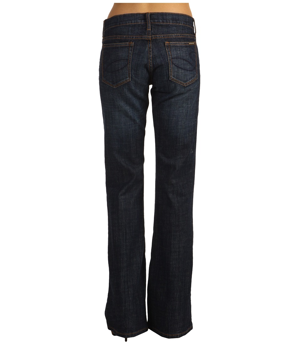 Stetson - 816 Classic Boot Cut Jean 34 Inseam (Dark Wash) Women's Jeans