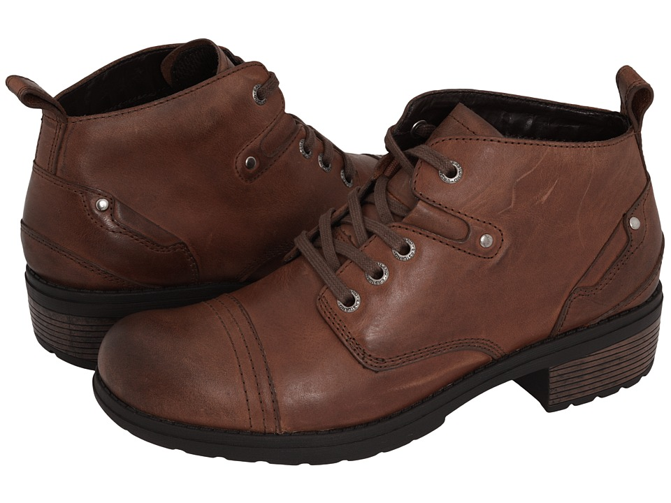 Eastland - Overdrive (Tan Leather) Women