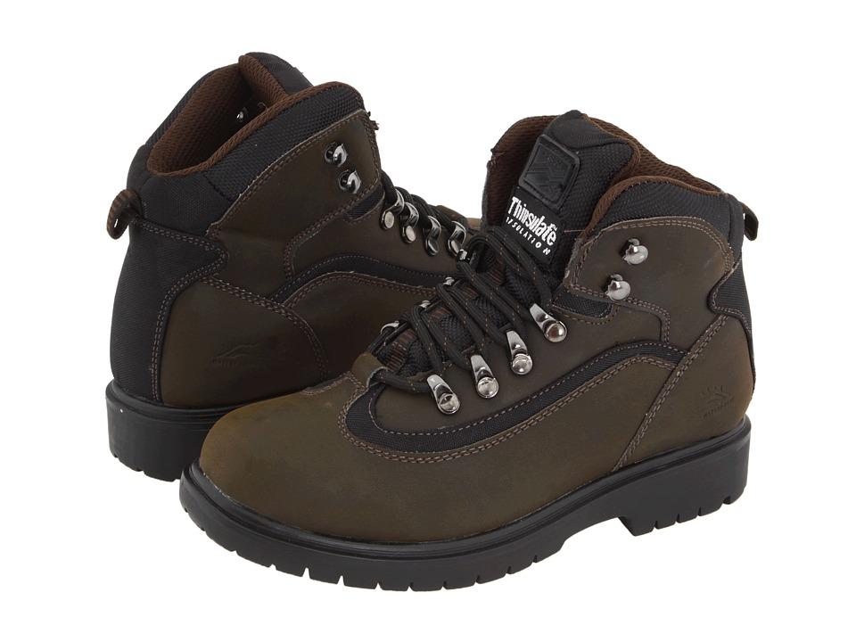 Deer Stags Kids - Buster (Little Kid/Big Kid) (Dark Brown) Boys Shoes