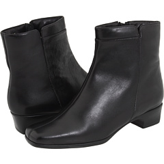 Vigotti Salla (Black Leather) Footwear