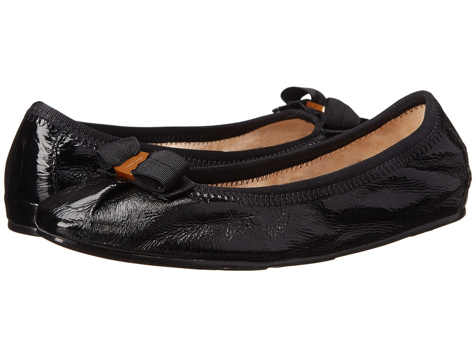 Salvatore Ferragamo - My Joy (Nero X My F.) Women's Flat Shoes