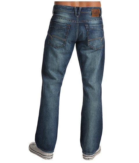Mavi Jeans - Matt Mid-Rise Relaxed in New York Cashmere (New York Cashmere) Men's Jeans