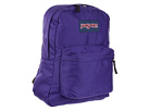 JanSport - Superbreak (Electric Purple) - Bags and Luggage