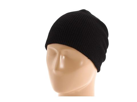 DC - Clap Beanie (Black) Beanies