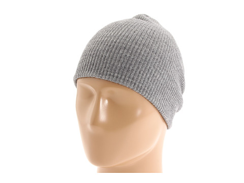 DC - Clap Beanie (Heather Grey) Beanies