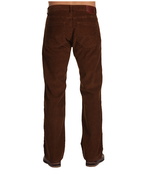 Dockers Men's - Five-Pocket D3 Classic Fit Flat Front Corduroys (Tobacco) Men's Casual Pants