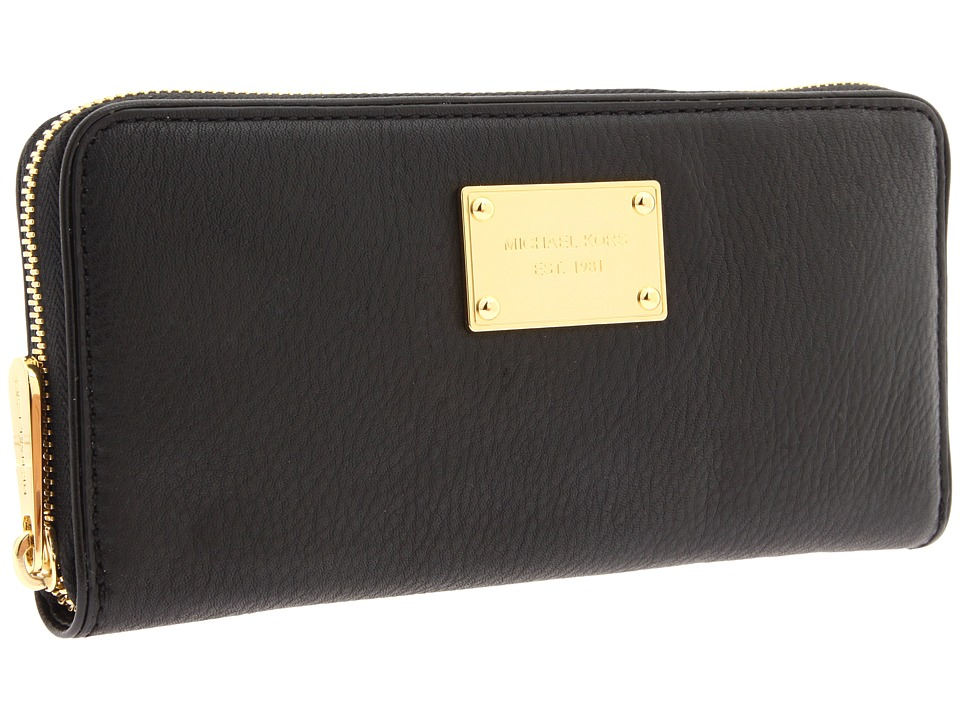 MICHAEL Michael Kors Jet Set Zip Around Continental Wallet Handbags