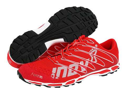 inov-8 - F-Lite 195 (Red/White) Running Shoes