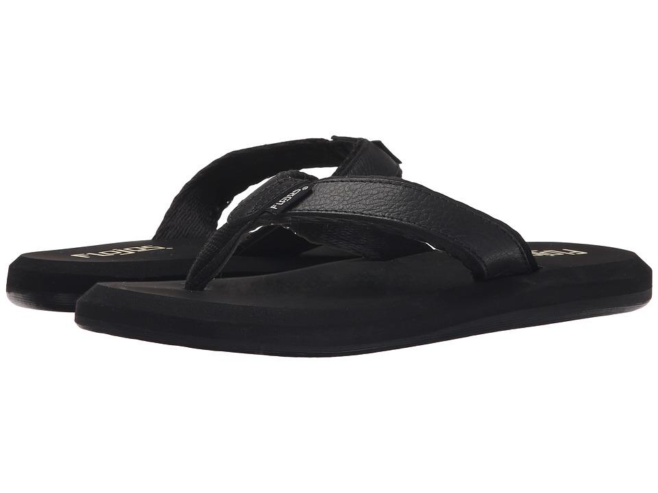 Flojos - Colette II (Black) Women's Sandals