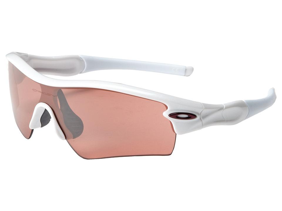 Oakley - Radar Path W (Pearl White/G30 Black Lens) Plastic Frame Sport Sunglasses