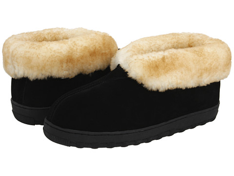 Fitzwell - Jerry (Black) Men's Slippers